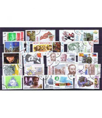 Sellos de España año 1998 sellos MUESTRA.  - 1