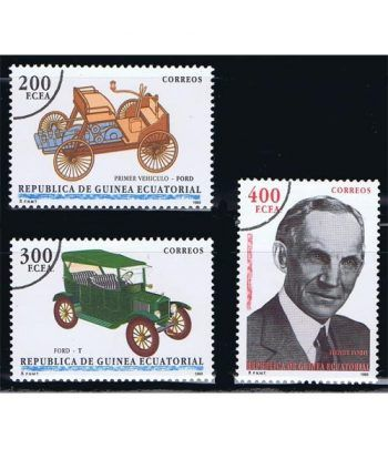 171/173 Henry Ford. Muestra.  - 2