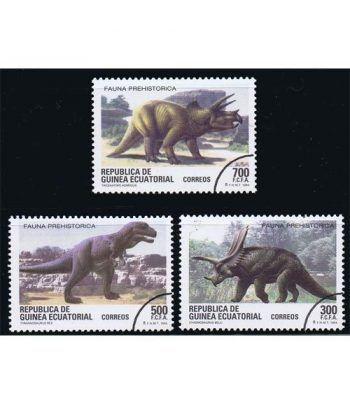 182/184 Fauna Prehistorica. Muestra  - 2
