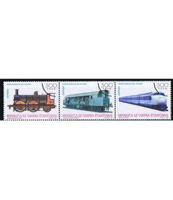 206/208 Ferrocarriles. Muestra  - 2