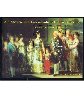217 HB. Goya. Muestra  - 2