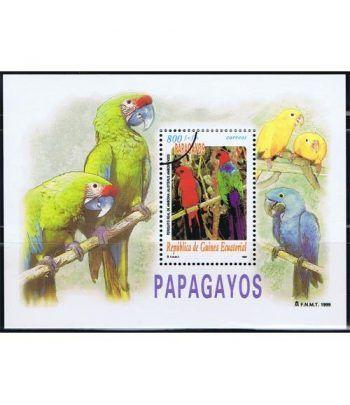 262 HB. Papagayos. Muestra  - 2