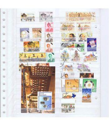 Coleccion de Sellos Belgica 1994/2002 MUESTRA. Incompleta.  - 1