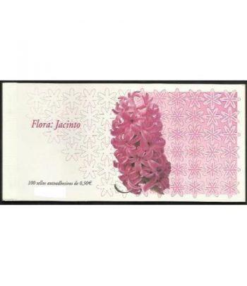 4302c Fauna y Flora JACINTO (carnet de 100 sellos)  - 2