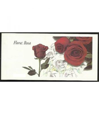 4306c Fauna y Flora ROSA (carnet de 100 sellos)  - 2