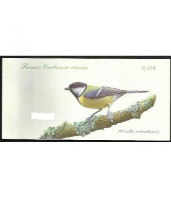 4462c /69c Fauna y Flora 2009 (8 carnets de 100 sellos)  - 2