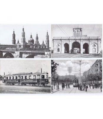 Tarjeta Postal. Otros Ferrocarriles. 100 tarjetas.  - 1