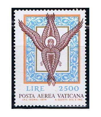 Vaticano Aereo 059 Angel de San Marcos, Venecia 1974  - 2