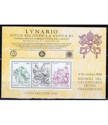 Vaticano HB 04 Reforma Calendario Gregoriano 1982  - 2