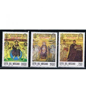 Vaticano 0987/89 13º Congreso Arqueológico Cretiense 1994.  - 2