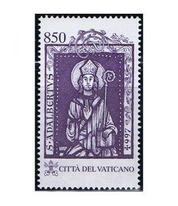 Vaticano 1071 Milenario muerte de San Adalberto 1997.  - 2