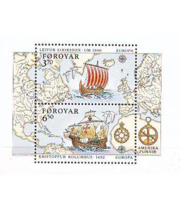 Europa 1992 Feroe (HB)  - 2