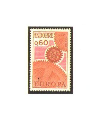 199/200 Europa 1967  - 2