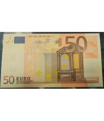 (2002) Madrid. 50 euros. Error Sin Holograma. SC.  - 1