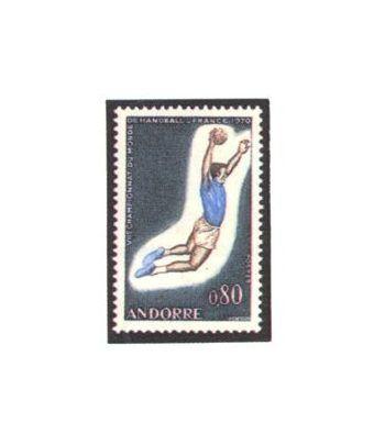 221 VII campeonato del Mundo de Balonmano 1970.  - 2