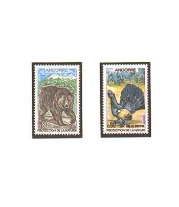 230/231 Proteccion de la Naturaleza 1971  - 2