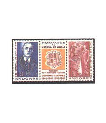 245/246 Homenaje al General Charles de Gaulle  - 2