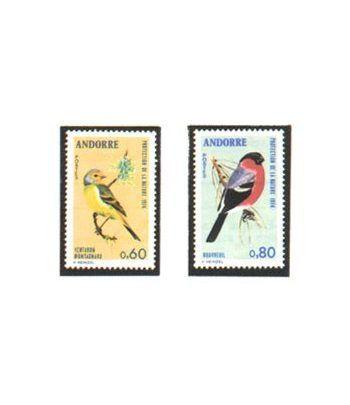 261/262 Proteccion de la Naturaleza 1974  - 2
