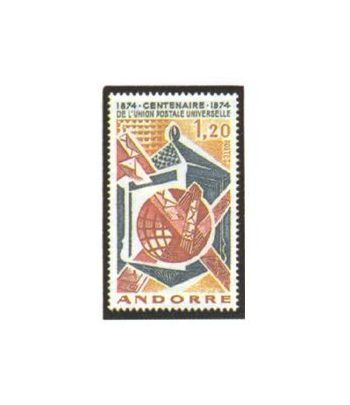 263 Centenario de la Union Postal Universal.  - 2