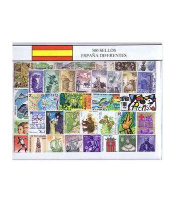 0500 Sellos usados de España  - 2