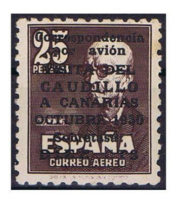 1090 Canarias AE. Visita del Caudillo a Canarias. Oxido.  - 1