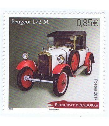 815 Automóviles. Peugeot 172 M  - 2