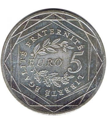 Francia 5 euros 2008. La semeuse.  - 1