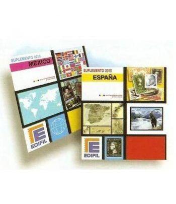 Edifil Vaticano 2011/15 (montado con estuches) Hojas sellos Edifil - 2