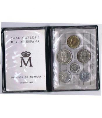 (1983) Cartera Juan Carlos I. 6 monedas  - 1