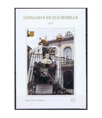 Catalunya en els segells nº121 Museu Dalí de Figueres.  - 2
