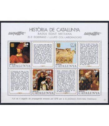 Història de Catalunya nº20 Sobirans i llurs col.laboradors.  - 2