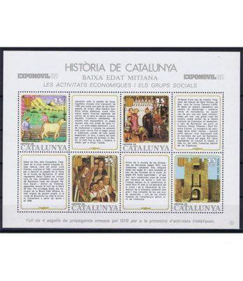 Història de Catalunya nº22 Activitats econòmiques  - 2
