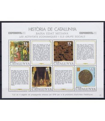 Història de Catalunya nº23 Activitats econòmiques  - 2