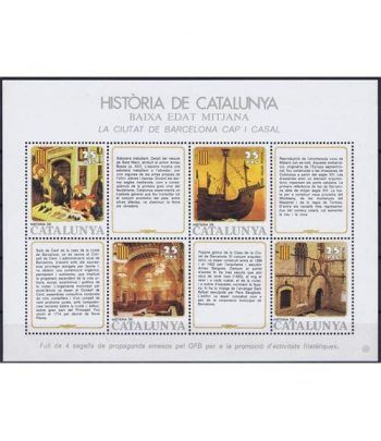 Història de Catalunya nº24 Barcelona Cap i Casal  - 2