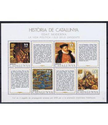 Història de Catalunya nº28 Vida política i els seus dirigents  - 2