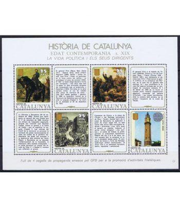 Història de Catalunya nº34 Vida política i els seus dirigents  - 2