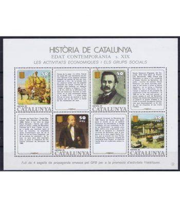 Història de Catalunya nº38 Activitats econòmiques  - 2