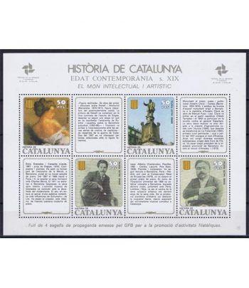 Història de Catalunya nº43 Món intel.lectual i Artístic  - 2