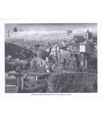 Prueba Lujo 140 Patrimonio de la Humanidad 2018. Cuenca.  - 2
