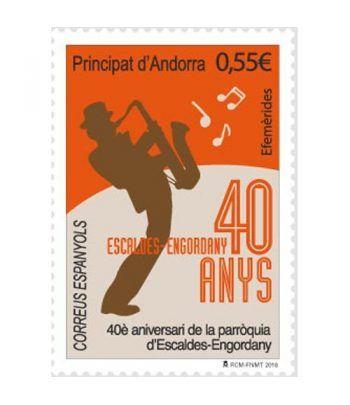 467 40 años parroquia de Escaldes-Engordany  - 2