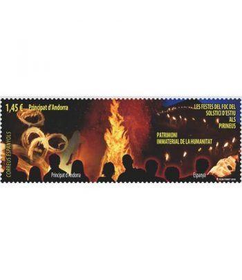 472 Fiestas del fuego del solsticio de verano en los pirineos.  - 2