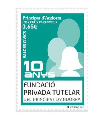 474 Fundación Privada Tutelar del Principat de Andorra  - 2