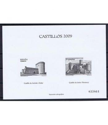 Prueba Lujo 100A Castillos 2009.  - 2