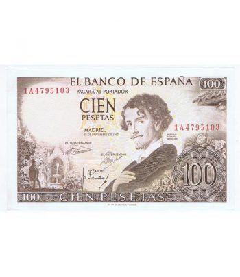 (1965/11/19) Madrid. 100 Pesetas. SC.  - 1