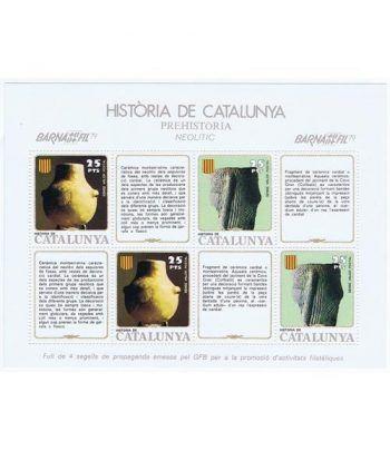 Història de Catalunya nº04 Prehistòria. Neolitic  - 2
