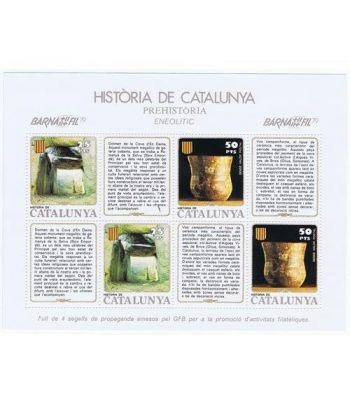 Història de Catalunya nº05 Prehistòria. Eneolitic  - 2