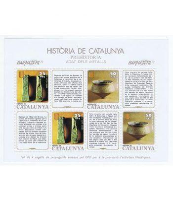 Història de Catalunya nº06 Prehistòria. Edat dels Metalls  - 2