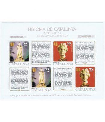 Història de Catalunya nº07 Antiguitat. La Colonització Grega  - 2