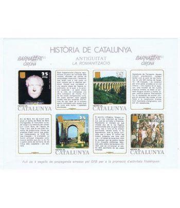 Història de Catalunya nº09 Antiguitat. La Romanització  - 2