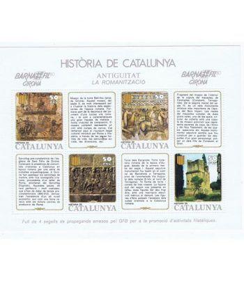 Història de Catalunya nº10 Antiguitat. La Romanització  - 2